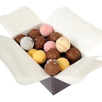 Martin's Chocolatier 8 Belgian Chocolates - Handmade Chocolate Gift Box Chocolate Assortment