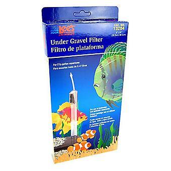 """Lees Originální podgravel filtr - 12"""" dlouhý x 6"""" široký (2,5 galonů)"""