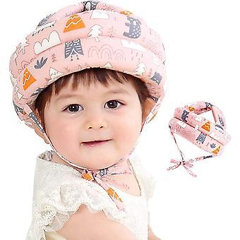 Toddlers Crash-proof Crawling Hat