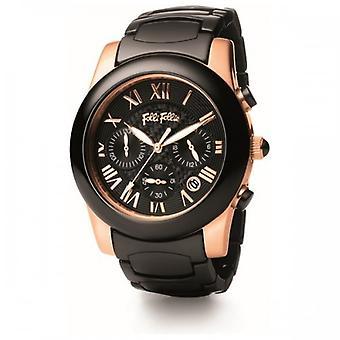 Unisex Watch Folli Follie Wf0r061bek (ø 40 Mm) 72278 72278 72278