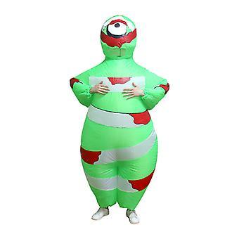 Felfújható jelmez teljes test öltöny Halloween jelmez - felnőtt