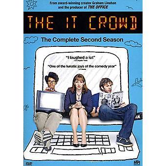 It Crowd: Season 2 [DVD] USA import