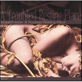 Robert Rich - Troubled Resting Place [CD] USA import