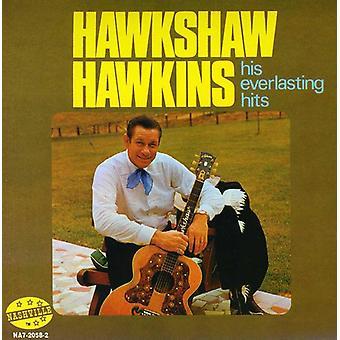 Hawkshaw Hawkins - His Everlasting Hits [CD] USA import