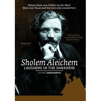 Sholem Aleichem: Laughing in the Darkness [DVD] USA import