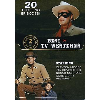 Best of TV Westersn [DVD] USA import