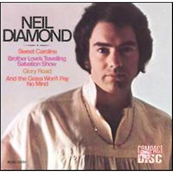 Neil Diamond - importation USA Sweet Caroline-frère aime S [CD]