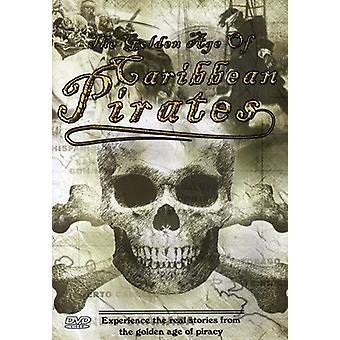 The Golden Age of Caribbean Pirates [DVD] USA import