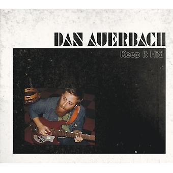 Dan Auerbach - Keep It Hid [CD] USA import