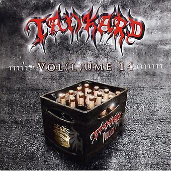 Tankard - Vol(L)Ume 14 [CD] USA import