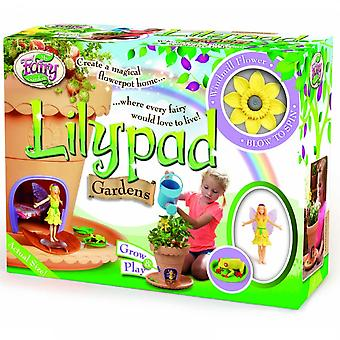 Interplay My Fairy Garden Lilypad Gardening Kit
