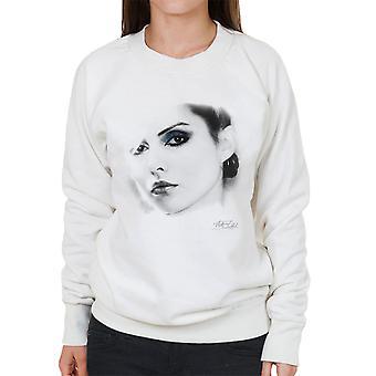 Debbie Harry Close Up Women's Sweatshirt