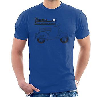 Haynes ägare Workshop Manual Vespa mäns T-Shirt