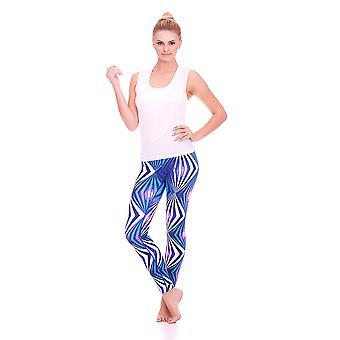 Mio Active Long Circus Yoga Pants MS16S3L
