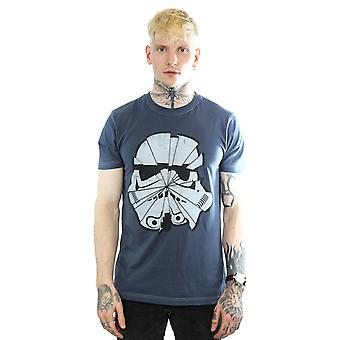 Aftershow muži ' s Star Wars Stormtrooper rozbila T-shirt