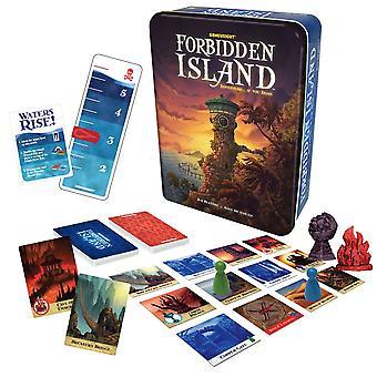 Förbjudna ön brädspel
