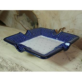 Maxi ashtray, 17, 5 x 17, 5 x 3, 5 cm, 18, BSN 14883