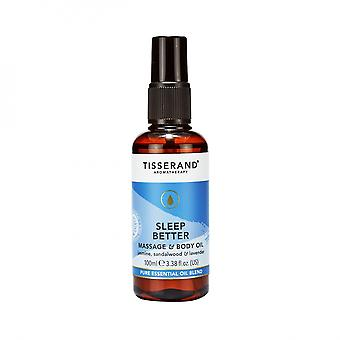 Tisserand Sleep Better Massage & Body Oil