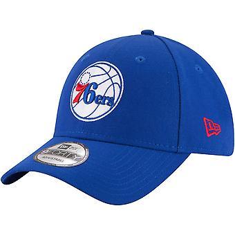 ニューエラ キャップ - NBA リーグのフィラデルフィア ・ 76 ers ロイヤル 9Forty