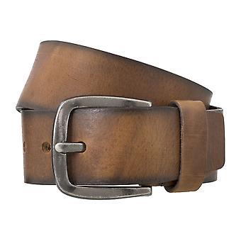 Cinturones de BERND GÖTZ cinturones hombre cuero cuero cinturón marrón 4841
