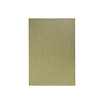 Conception - et tissu Uni Outdoorteppich match vert