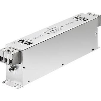 Schaffner FN3258-7-44 EMI filter 277 V AC, 480 V AC 7 A (L x W x H) 190 x 40 x 70 mm 1 pc(s)
