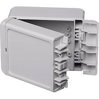 Bopla Bocube B 100809 PC-v0-7035 carcasă montare pe perete, consolă de montaj 80 x 113 x 60 policarbonat (PC) gri-alb (RAL 7035) 1 buc (i)
