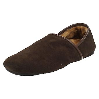 Mens Mirak Comfort Slippers David
