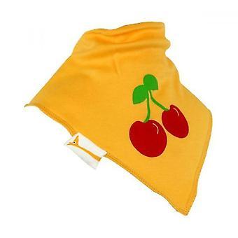 Gelbe Süsskirsche Bandana Lätzchen