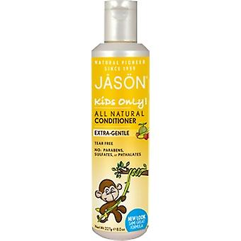 Jason Bodycare, Kids Only Conditioner, 236ml