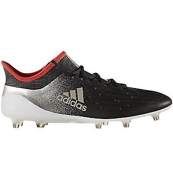 Adidas Производительность женщин X 17.1 FG Футбол Футбол Спорт Тренировочные сапоги -Черный