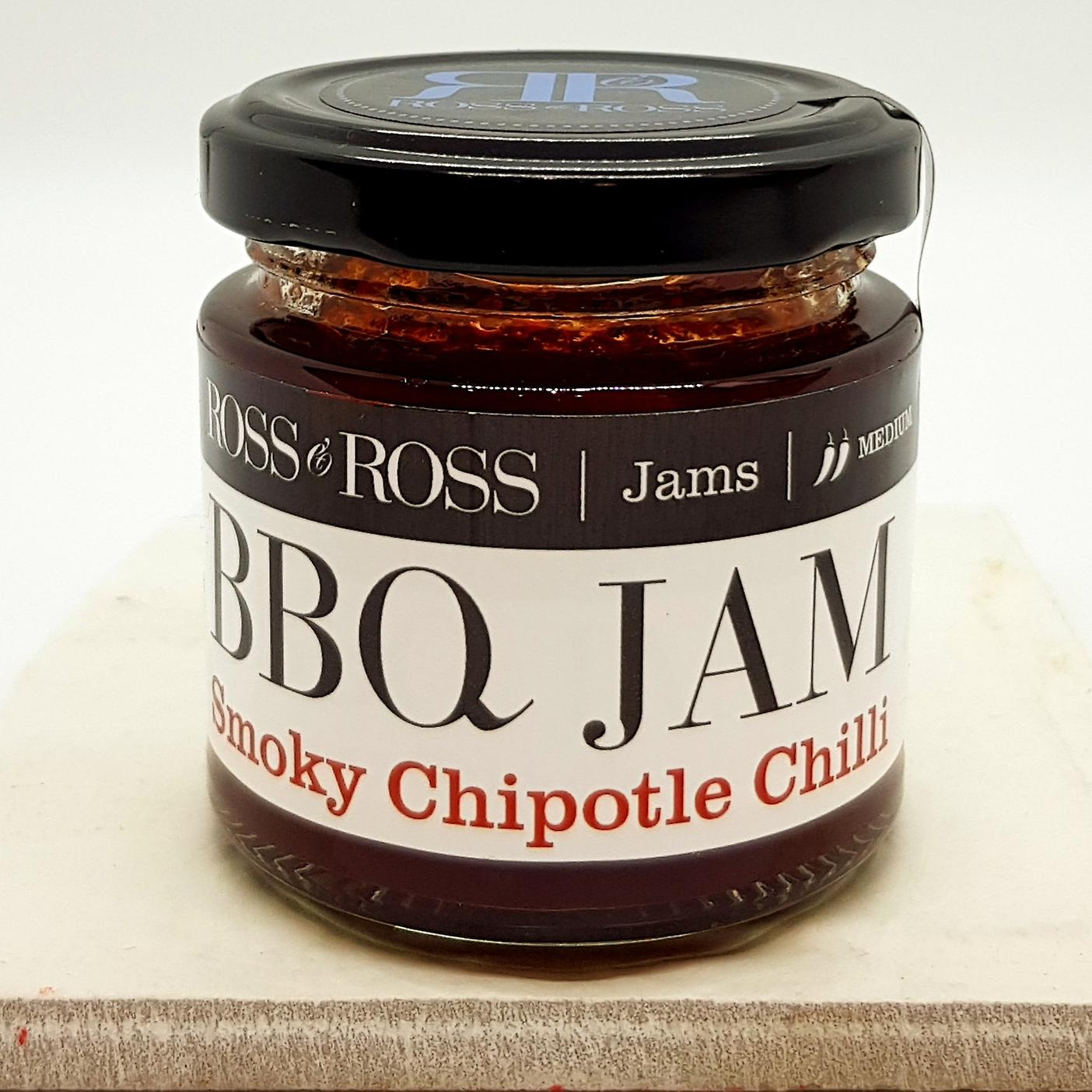 BBQ Jam – Smoky Chipotle Chilli