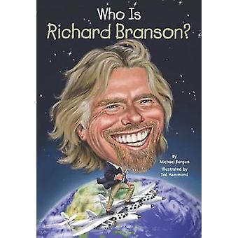 Wie is Richard Branson? door Michael Burgan - 9780448483153 boek