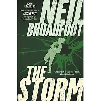 The Storm by Neil Broadfoot - 9781908643872 Book