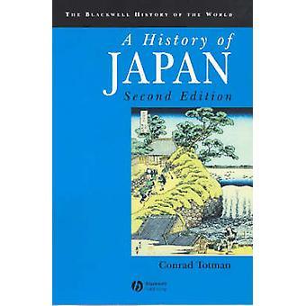 A History of Japan door Conrad Totman - 9781405123594 Boek