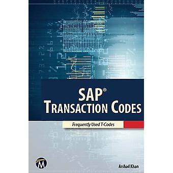 SAP - Transaction Codes by A. Khan - 9781944534561 Book