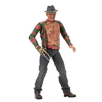 Pesadilla en Elm Street 7 la figura de acción final Freddy 3 material: plástico, fabricante: NECA