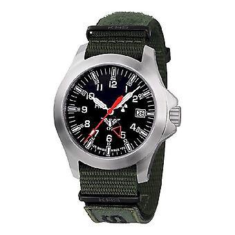KHS watches mens watch platoon GMT LDR KHS. PGLDR. NXTO1