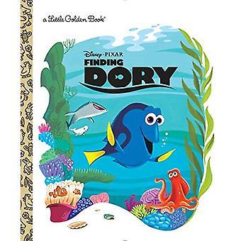 Trouver Dory (Disney/Pixar trouver Dory) (petit livre d'or)