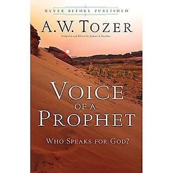 Voix d'un prophète: qui parle pour Dieu?
