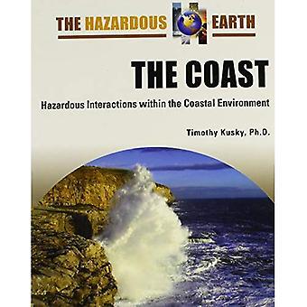 Kusten: Farliga interaktioner inom kustmiljön (farliga jord)