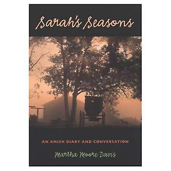 Saisons de Sarah: un journal Amish et Conversation