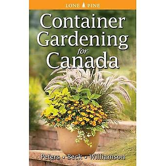 Container Gardening for Canada