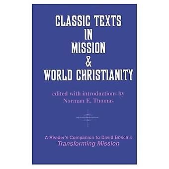 Klassiska texter i uppdrag & världen kristendomen (American Society of Missionsvetenskap)