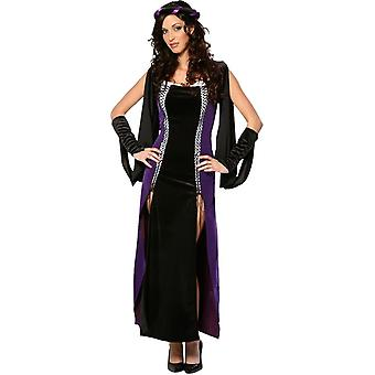 Lady Of Medieval Adult Costume