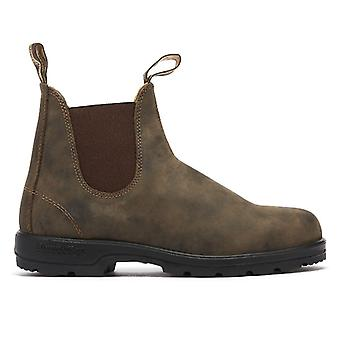 Blundstone 585 Mens Rustic Brown Boots