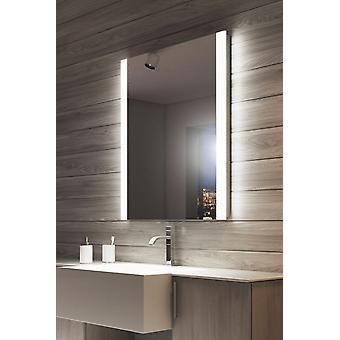 K1115vaud de corail Double miroir de salle de bain bord audio
