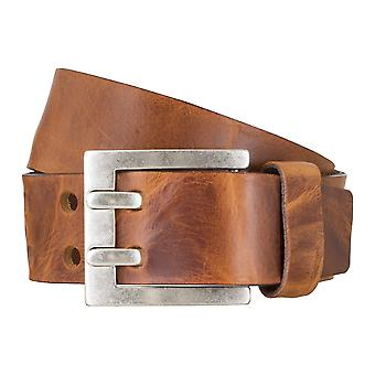 BERND GÖTZ belts men's belts leather belt walking leather Cognac 4844