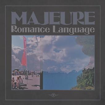 Majeure - import USA de langue romane [Vinyl]