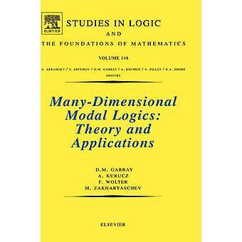 ManyDimensional Modal Logics teori och tillämpningar av Gabbay & Dov M.
